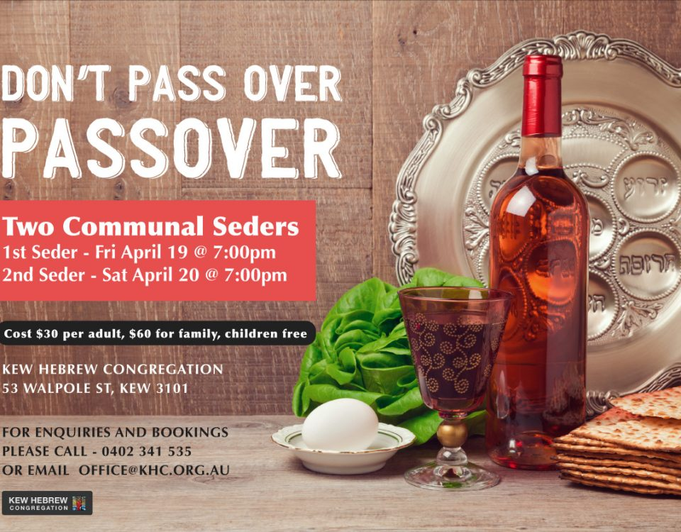 KHC-Pesach-Poster-Email-2019